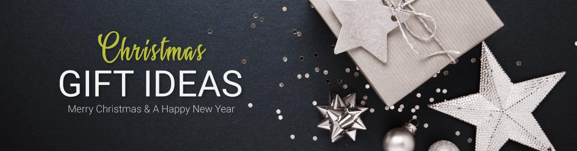Christmas Gift Ideas Banner