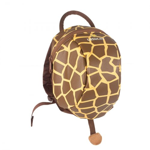 Giraffe Toddler Backpack with Rein