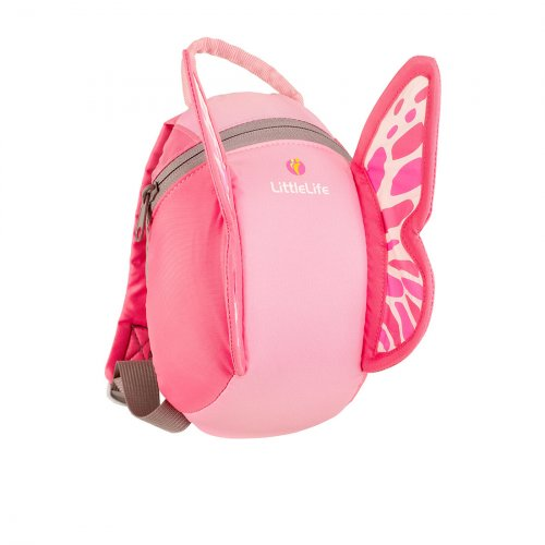 Butterfly Toddler Backpack with Rein