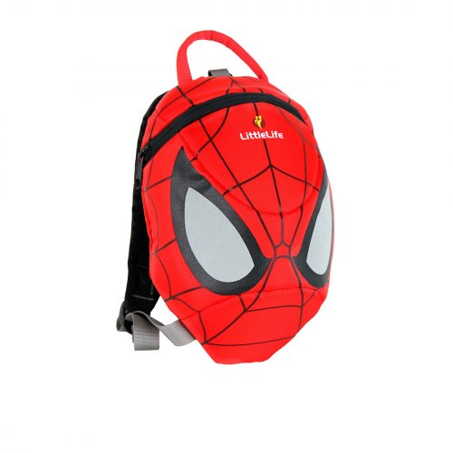 Spiderman Toddler Backpack with Rein