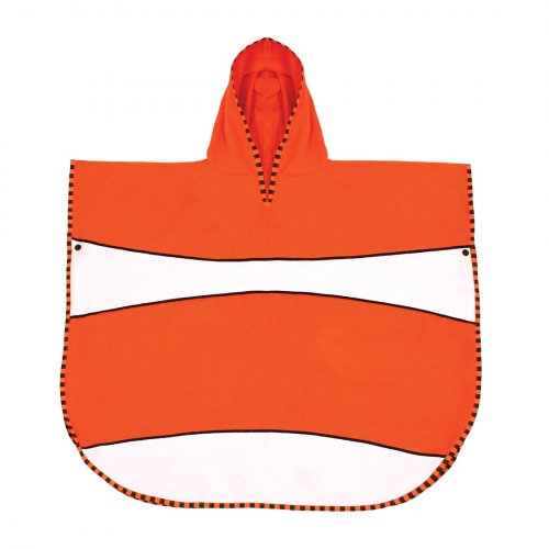 Clownfish Poncho Towel (Medium)