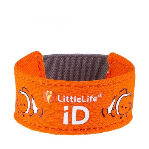 Clownfish Child iD Bracelet