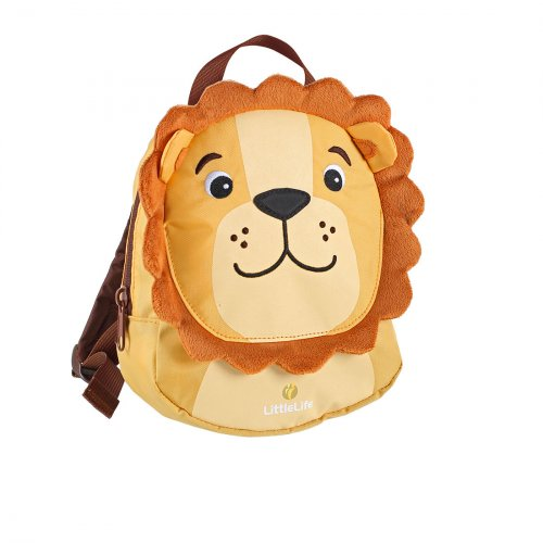 Lion Toddler Backpack with Rein
