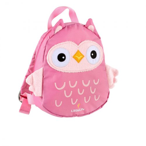 Owl Toddler Backpack with Rein