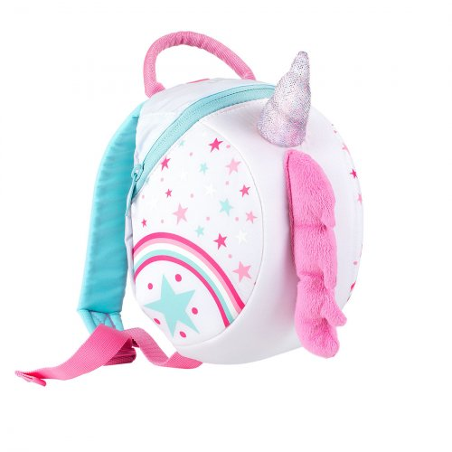 Unicorn Toddler Backpack with Rein