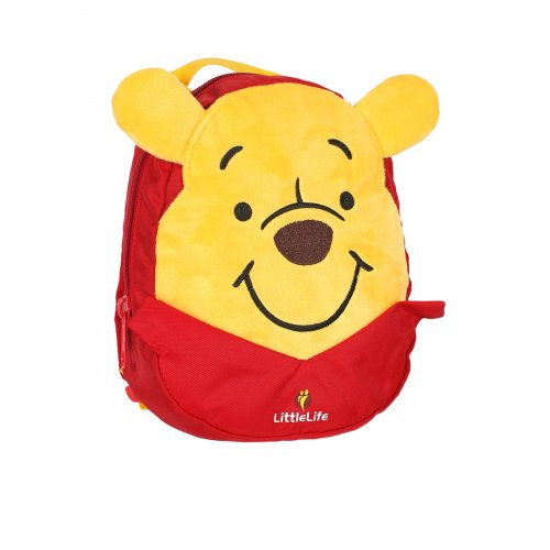 Winnie the Pooh Toddler Backpack with Rein
