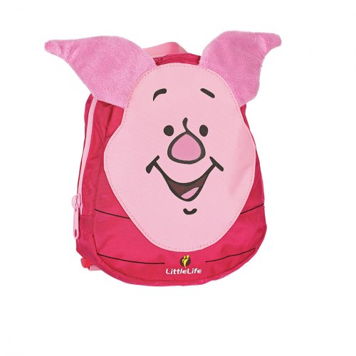 Piglet Toddler Backpack with Rein