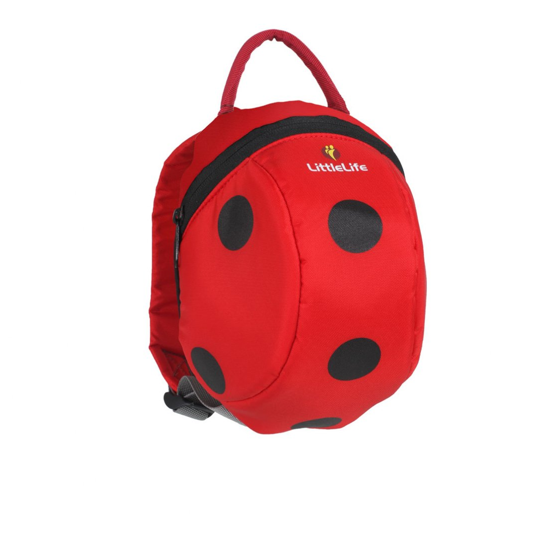 Ladybird Toddler Backpack with Rein