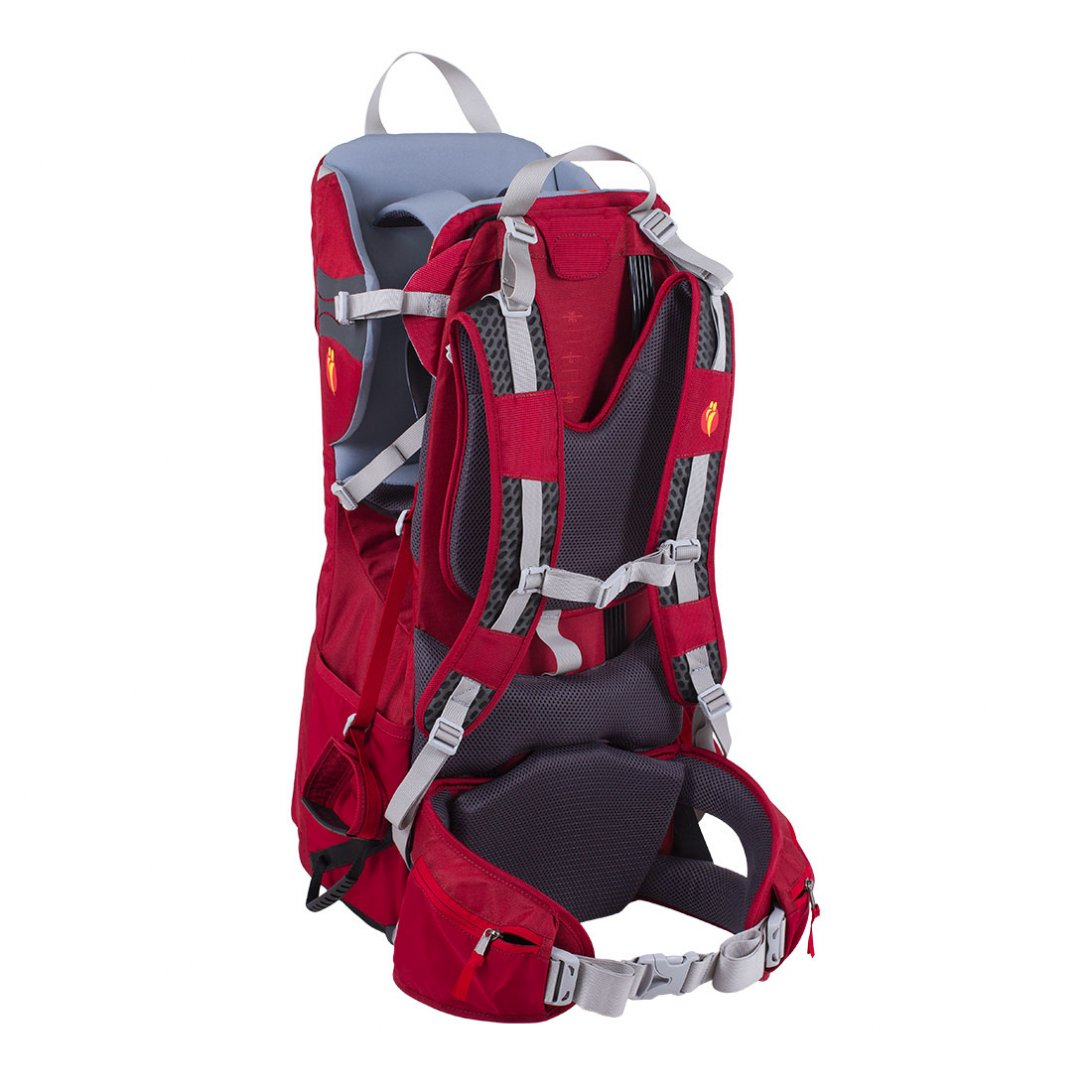 Cross Country S4 child carrier back
