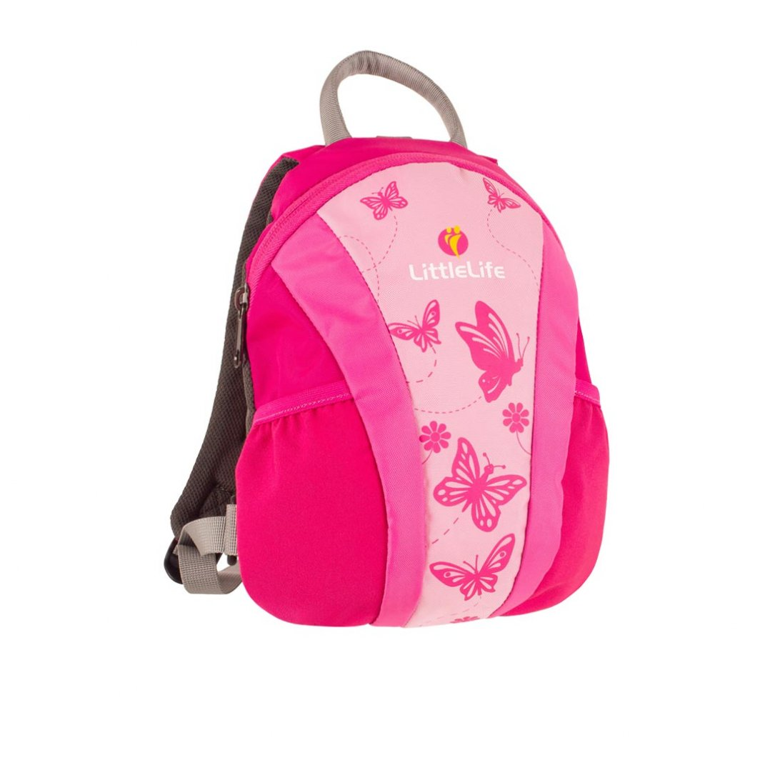 Runabout Toddler Backpacks with Rein (Pink)