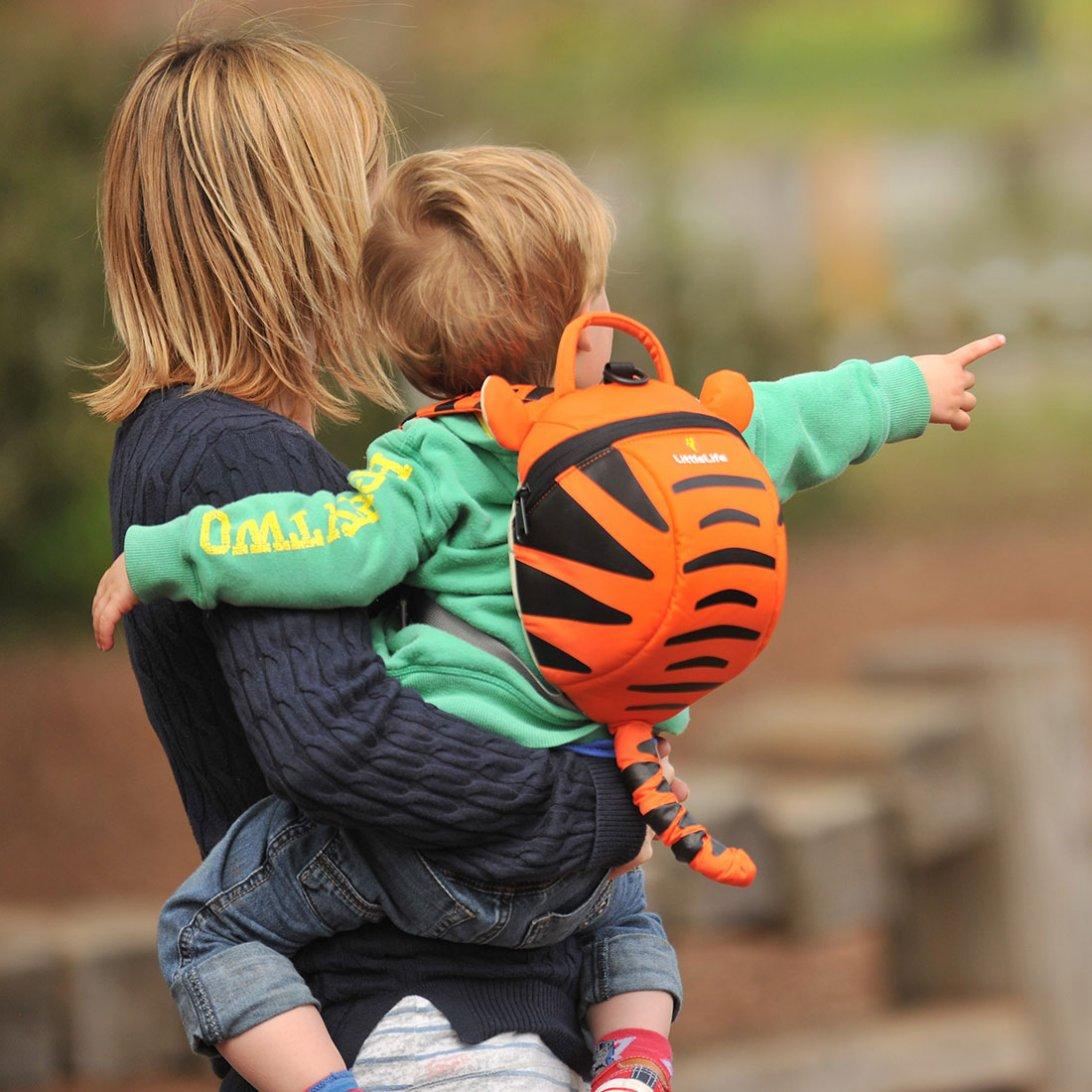 Disney Tigger Toddler Backpack with Rein