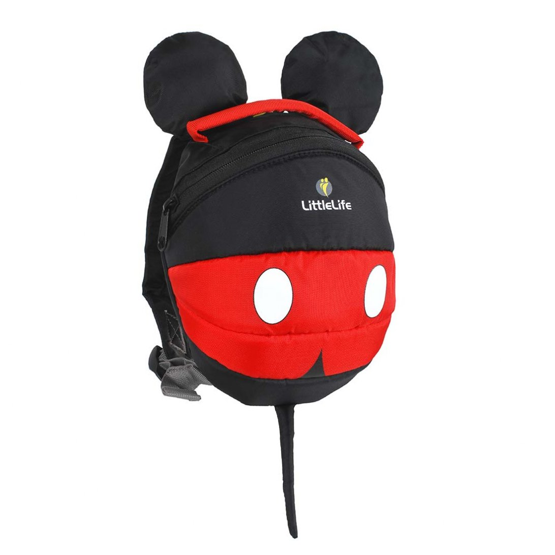 Disney Mickey Mouse Toddler Backpack with Rein