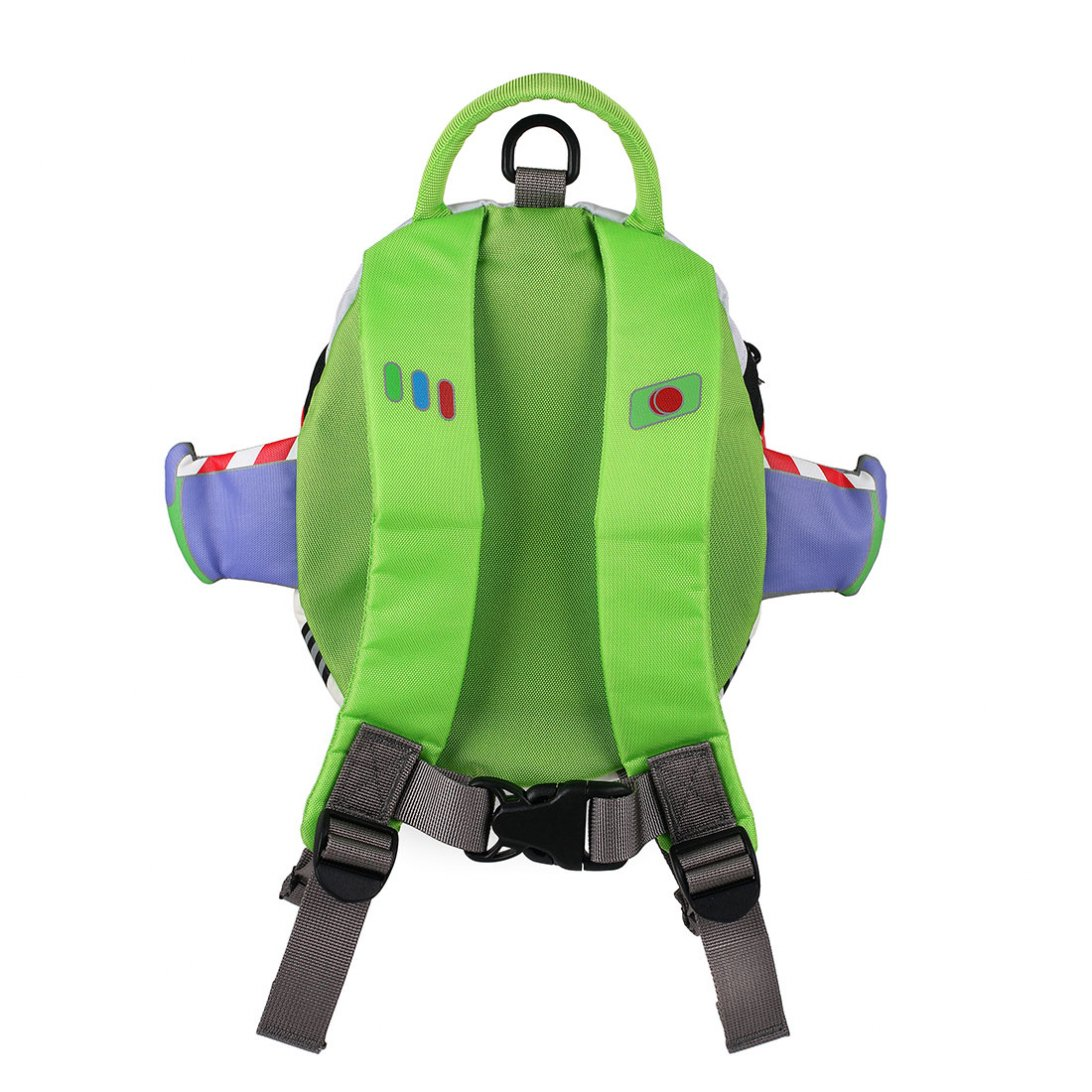 Disney Buzz Lightyear Toddler Backpack with Rein