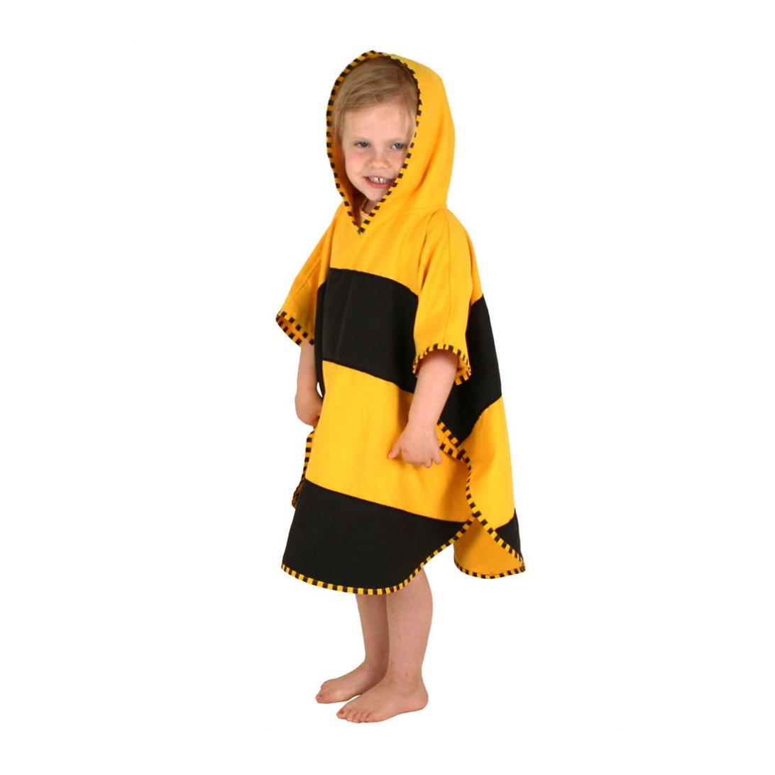 Bee Poncho Towel (Medium)