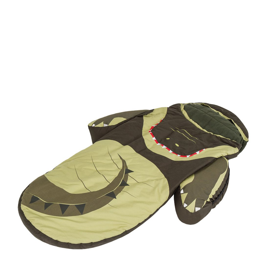 Crocodile Snuggle Pod