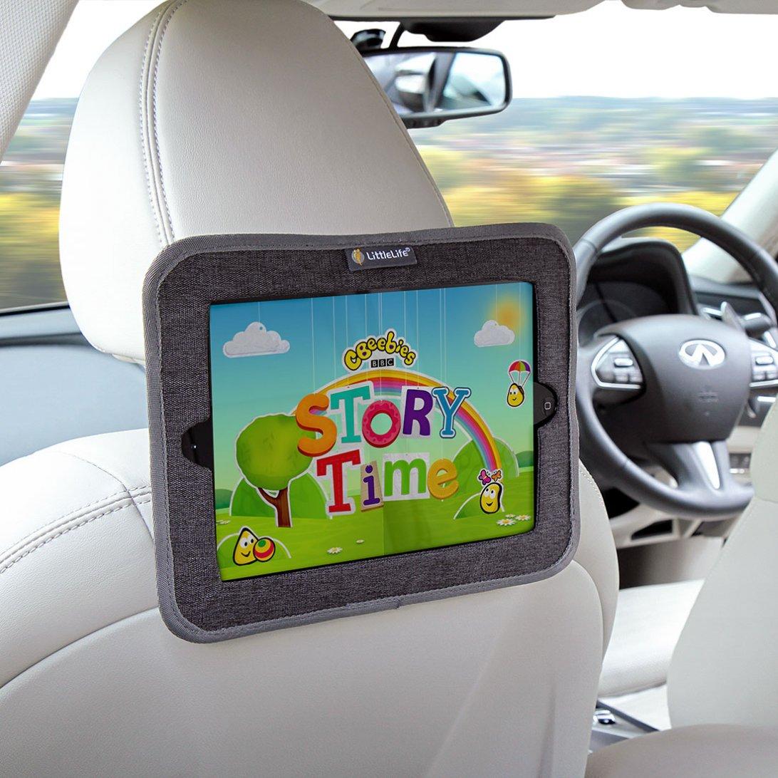 iPad holder for Car lifestyle