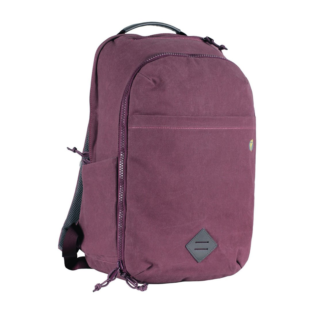 Backpack Changing Bag - Purple