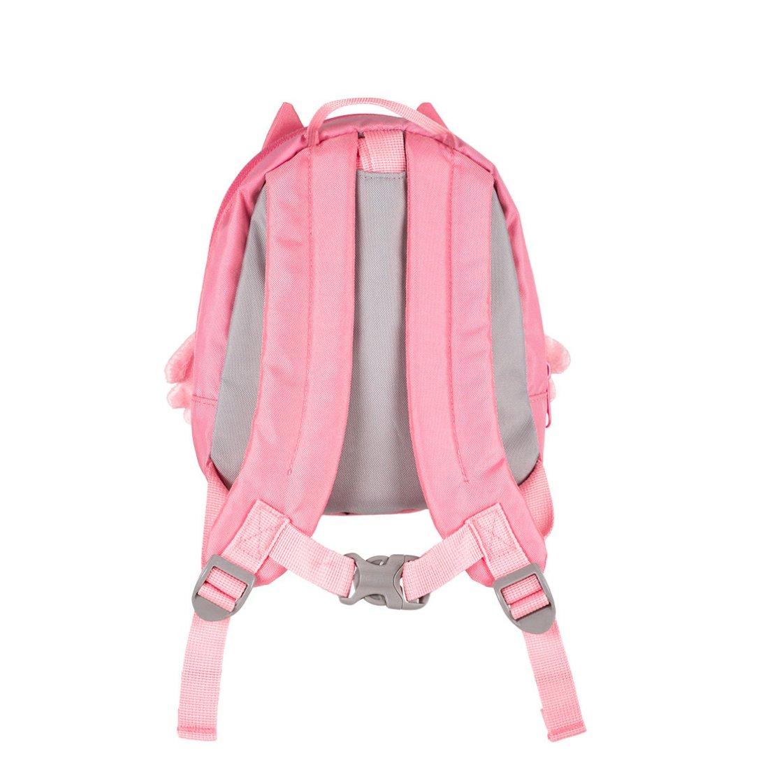 Owl backpack back