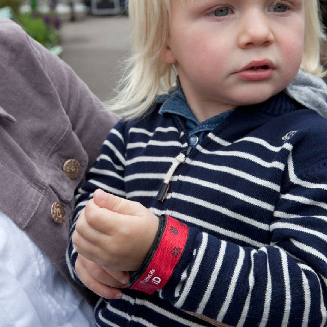 Ladybird Child iD Bracelet