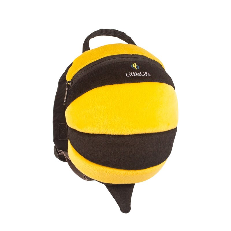 Bee Toddler Backpack with Rein