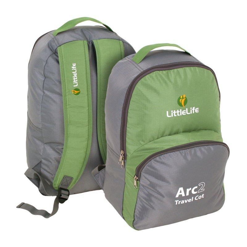 Arc 2 Lightweight Travel Cot