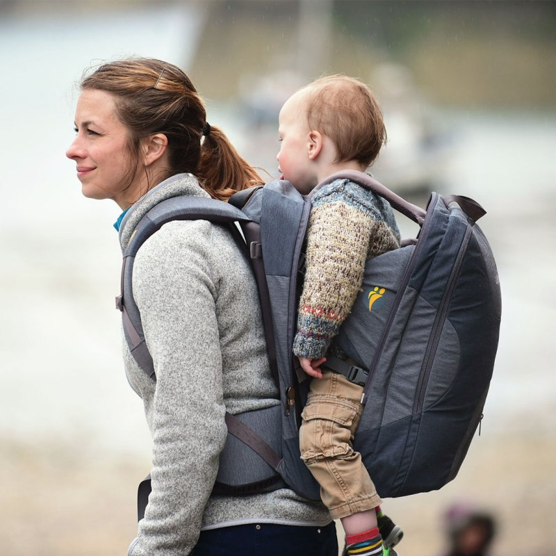 Traveller S4 child carrier lifestyle