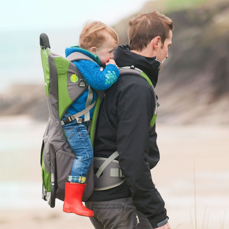 baby carrier and backpack