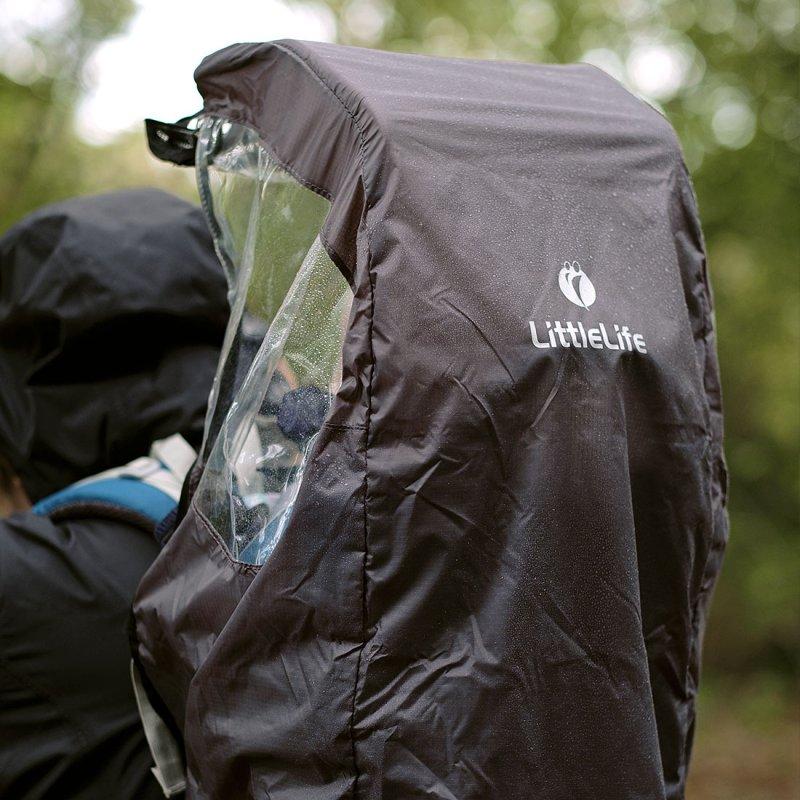 Child Carrier Rain Cover
