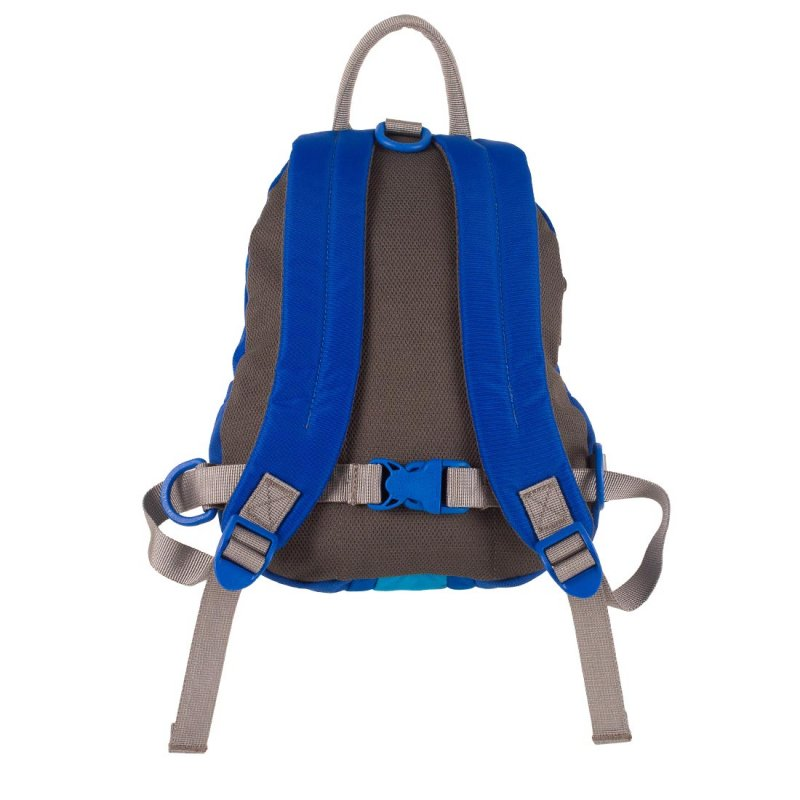 Runabout Toddler Backpacks with Rein (Blue)