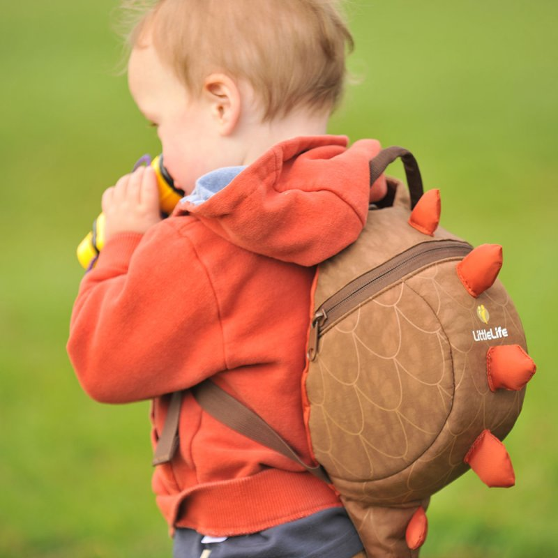 Dinosaur Toddler Animal Backpack - Lifestyle