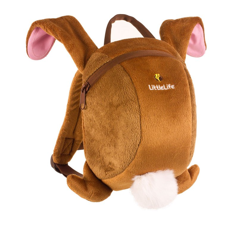 Bunny Rabbit Backpack With Rein Toddler Backpacks
