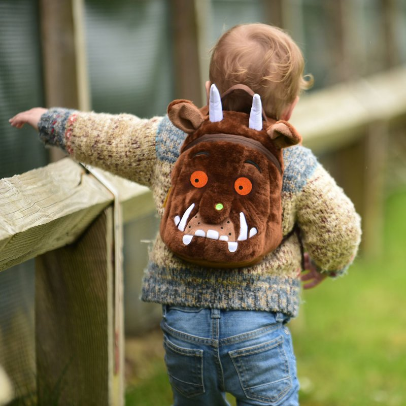 The Gruffalo Toddler Backpack with Rein