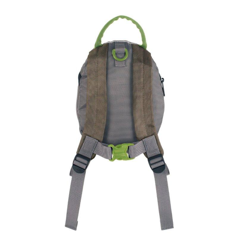 crocodile backpack with rein toddler backpacks littlelife. Black Bedroom Furniture Sets. Home Design Ideas