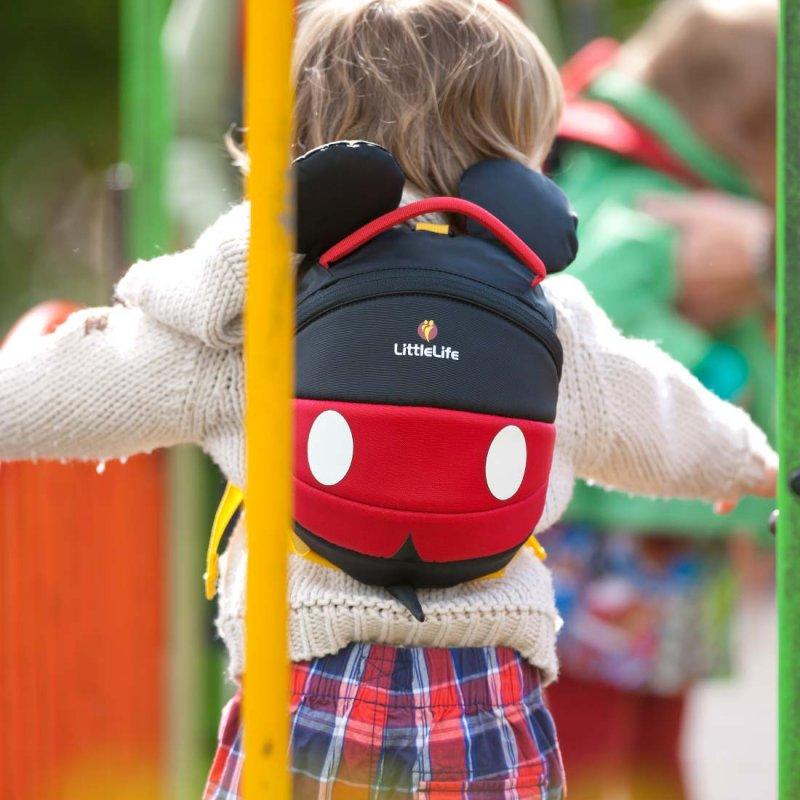 8af3da147f2 Disney Toddler Backpack Mickey Lifestyle