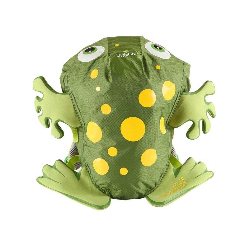 Green Frog Swim Bag