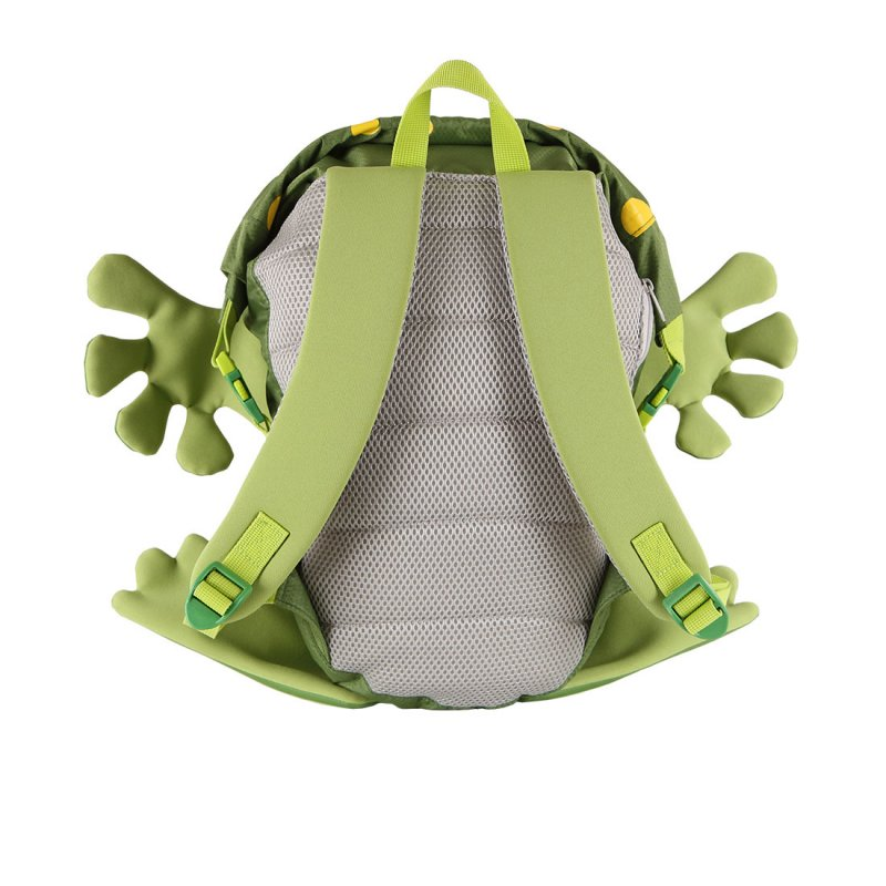 Green Frog Swim Bag
