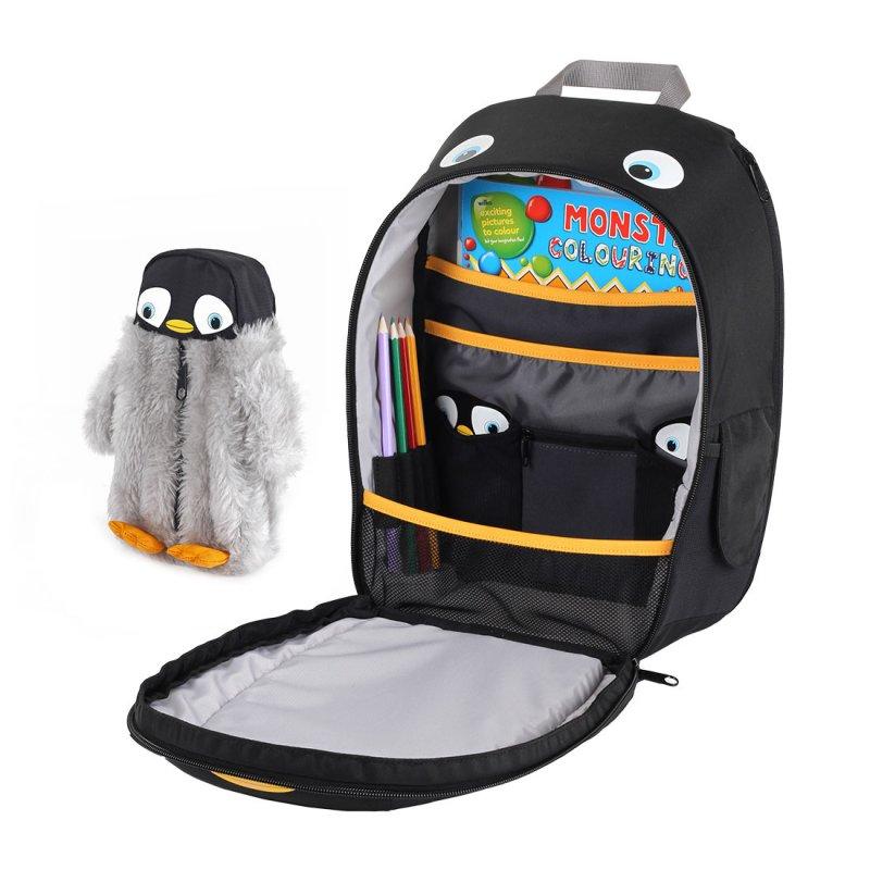 penguin backpack kids character backpacks littlelife. Black Bedroom Furniture Sets. Home Design Ideas