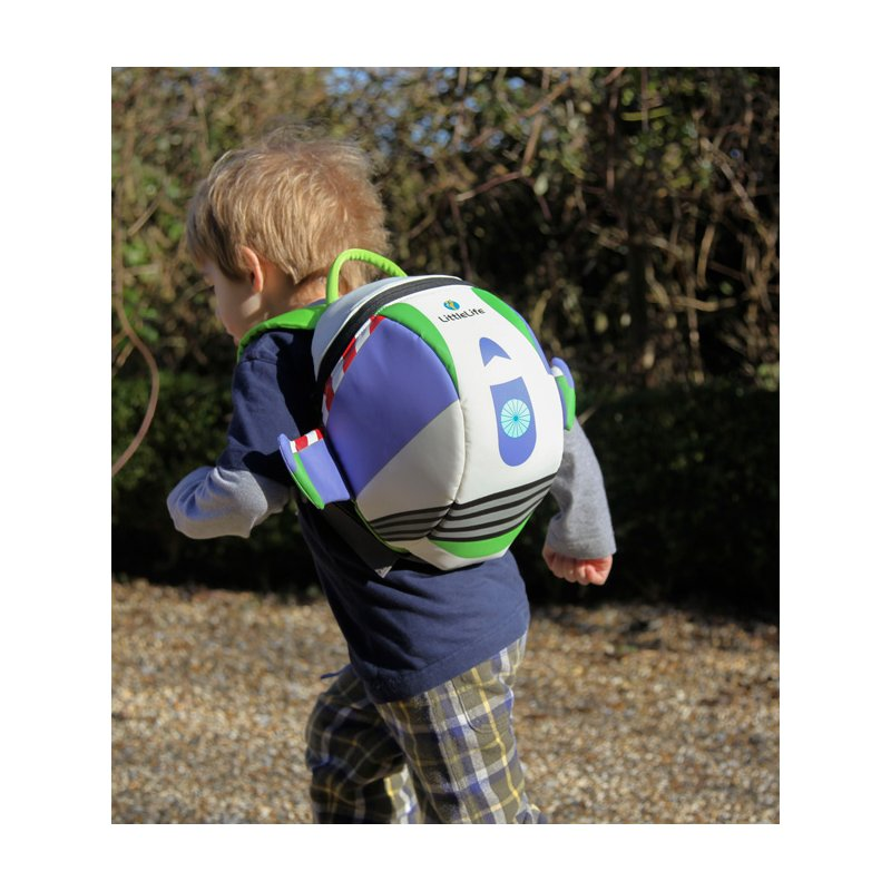 Big Buzz Lightyear Backpack Kids Character Backpacks