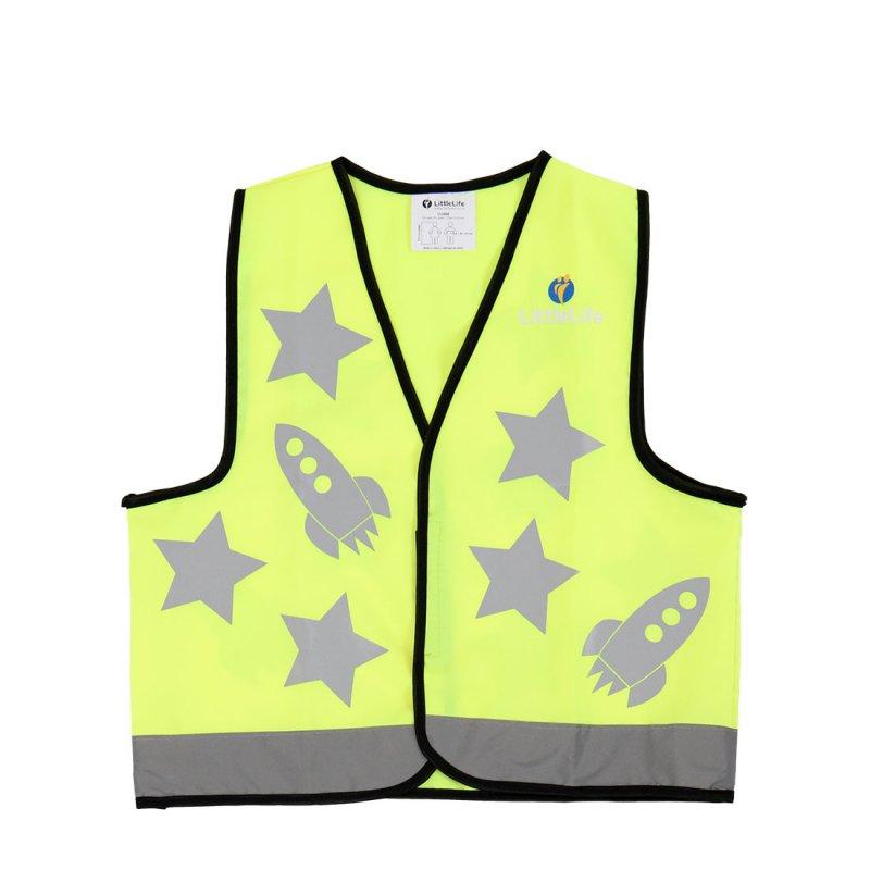 Yellow Rocket Hi Vis Vest (Small)