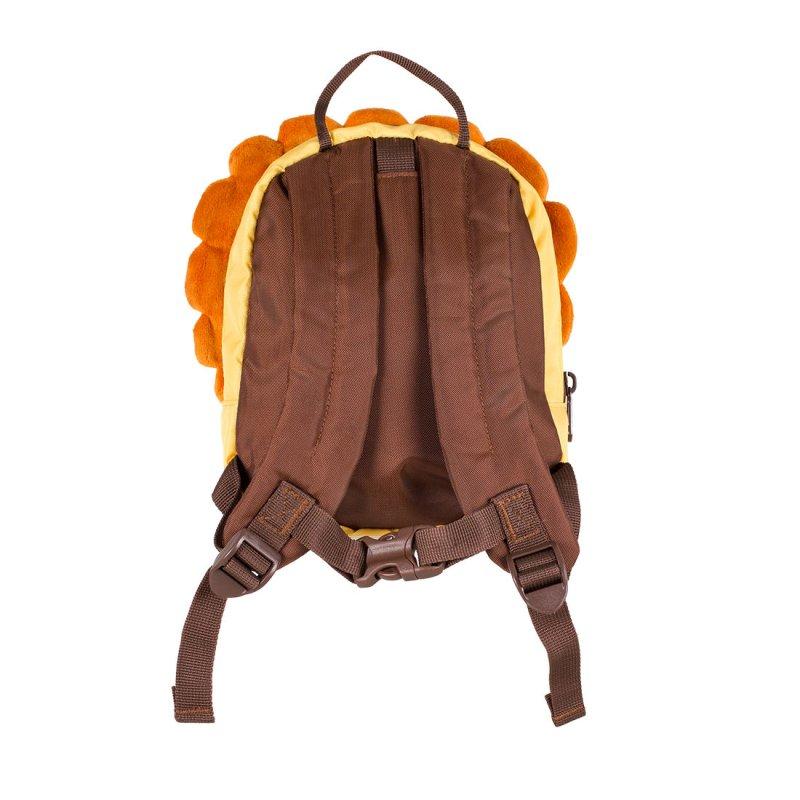 Lion backpack back