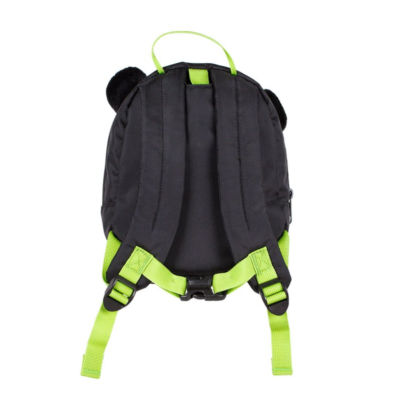 Panda backpack back