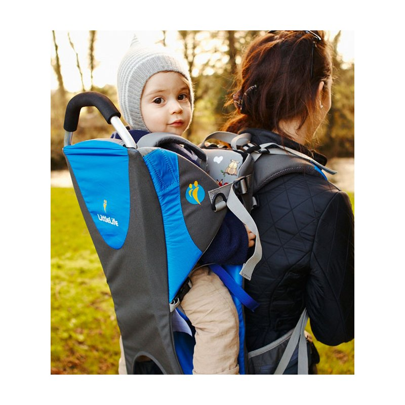 Ranger Child Carrier Baby Carrier Rucksack Littlelife
