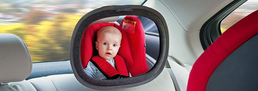 Baby Car Accessories Banner
