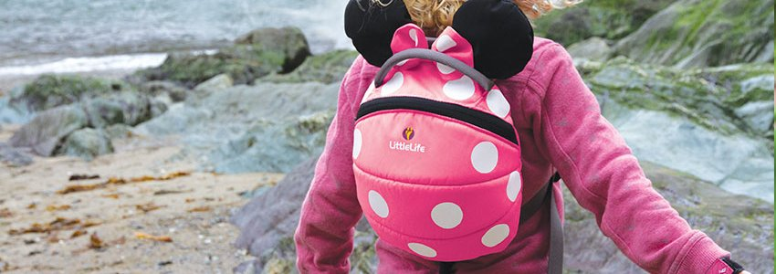 Disney Backpacks Banner