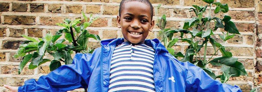 Kids Waterproof Jackets Banner