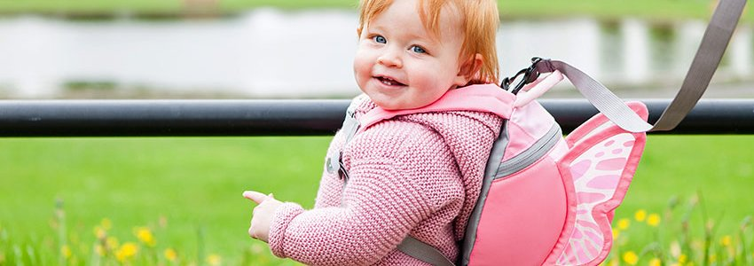 Toddler Backpacks Banner