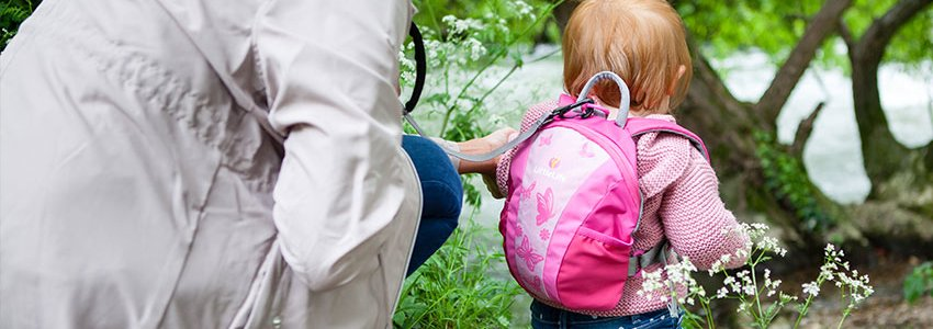 Classic Toddler Backpacks Banner