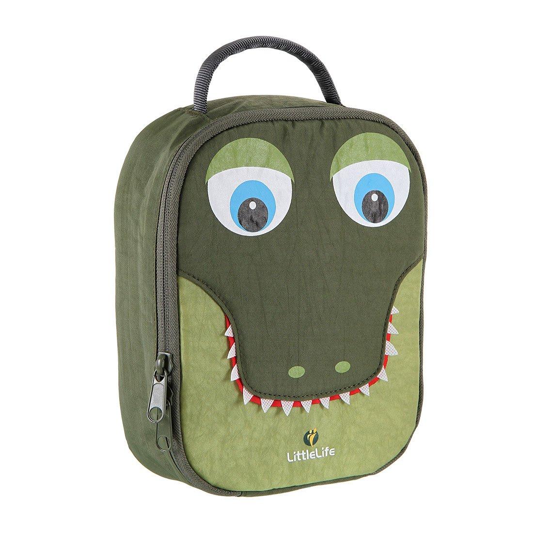 crocodile lunch bag kids lunch box littlelife. Black Bedroom Furniture Sets. Home Design Ideas