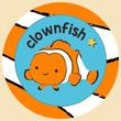 Clownfish Badge