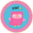 Owl Badge
